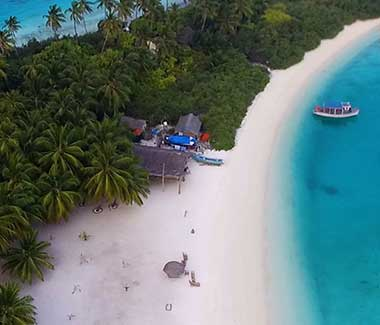 Lakshadweep Tour Package Bangaram Island